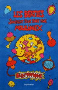 Electrophone - Les Beatles jouèrent plus fort que Moulinex