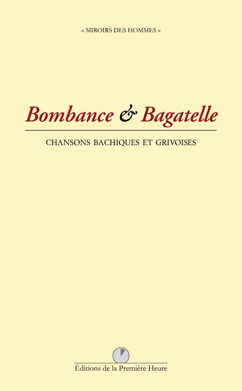 Bombance et Bagatelle