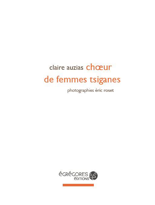 C. Auzias - Choeur de femmes tsiganes